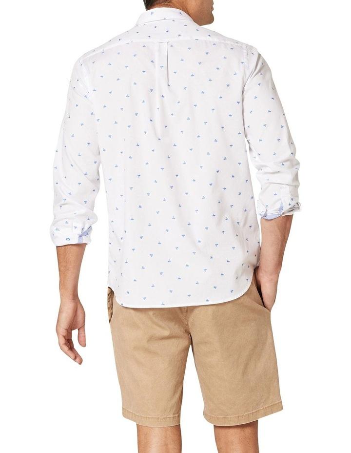 Timothy Long Sleeve Embroidery Shirt image 2