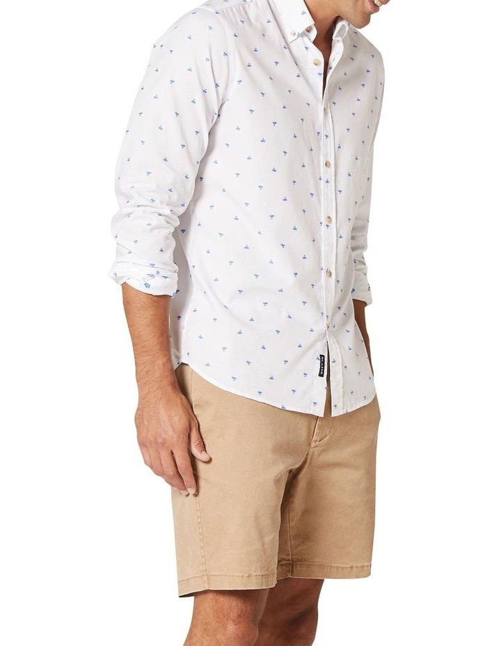 Timothy Long Sleeve Embroidery Shirt image 4