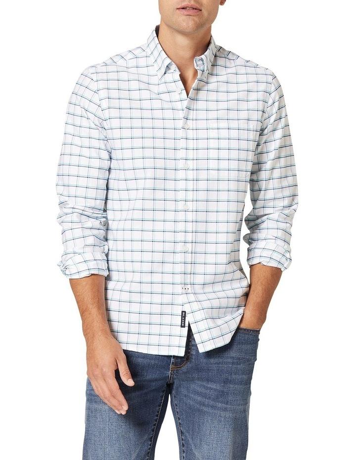 Ellery Long Sleeve Check Shirt image 1