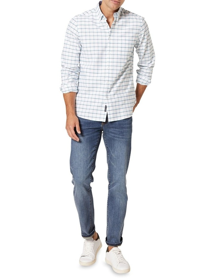Ellery Long Sleeve Check Shirt image 3