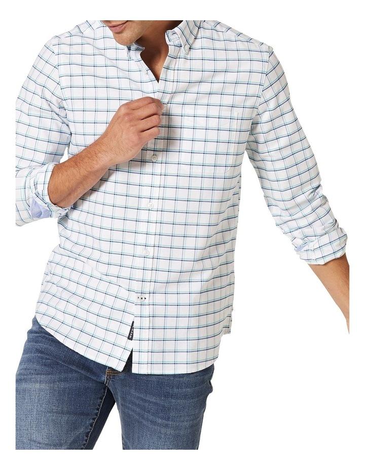 Ellery Long Sleeve Check Shirt image 4