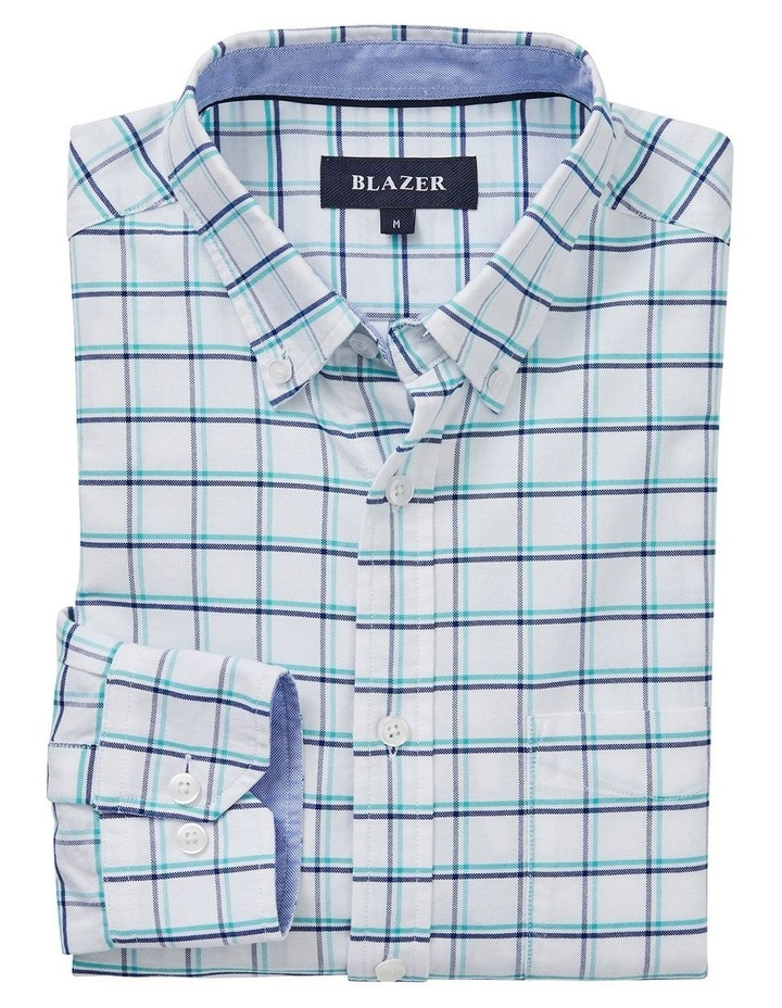 Ellery Long Sleeve Check Shirt image 5