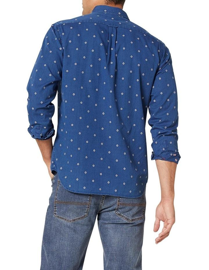 Mateo Long Sleeve Emboidered Shirt image 2