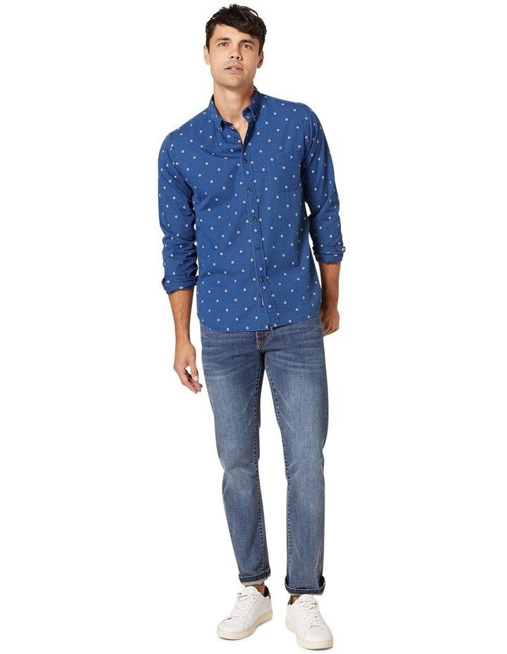 Mateo Long Sleeve Emboidered Shirt image 3