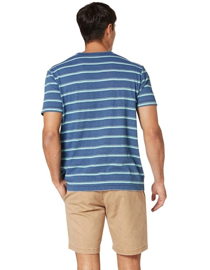 Noah Stripe Short Sleeve Tee image 2
