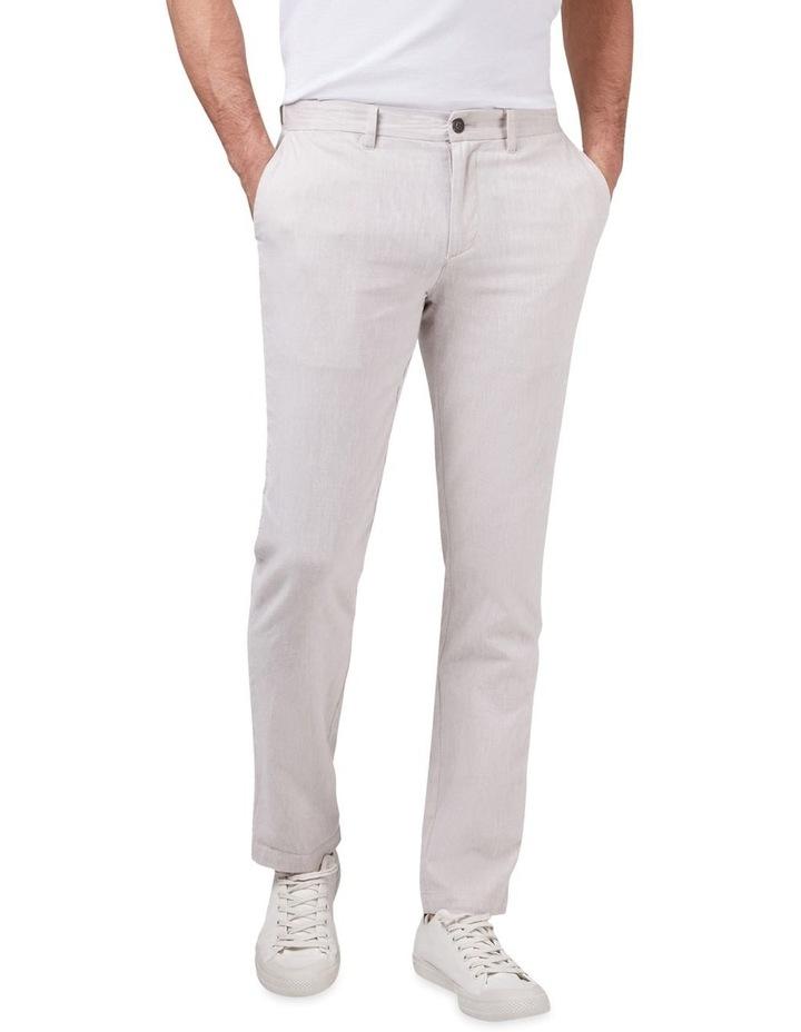 Jaxon Cotton Linen Stretch Pant image 1