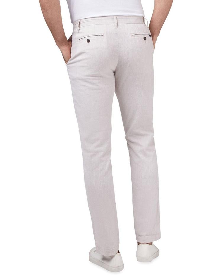 Jaxon Cotton Linen Stretch Pant image 2