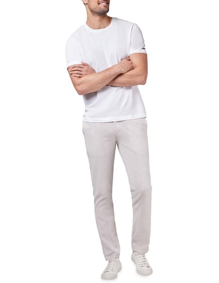 Jaxon Cotton Linen Stretch Pant image 3