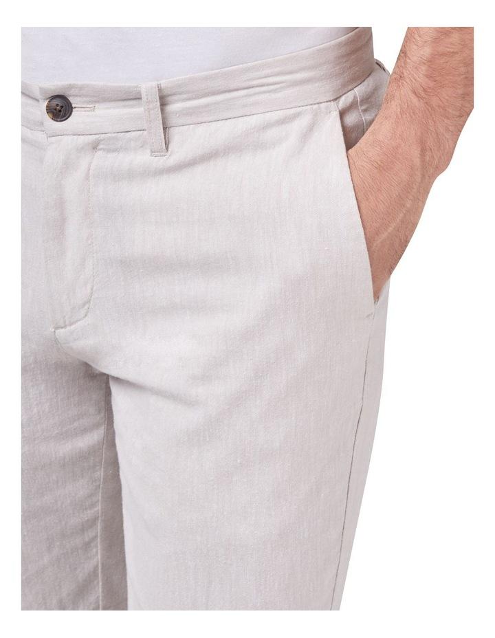 Jaxon Cotton Linen Stretch Pant image 4