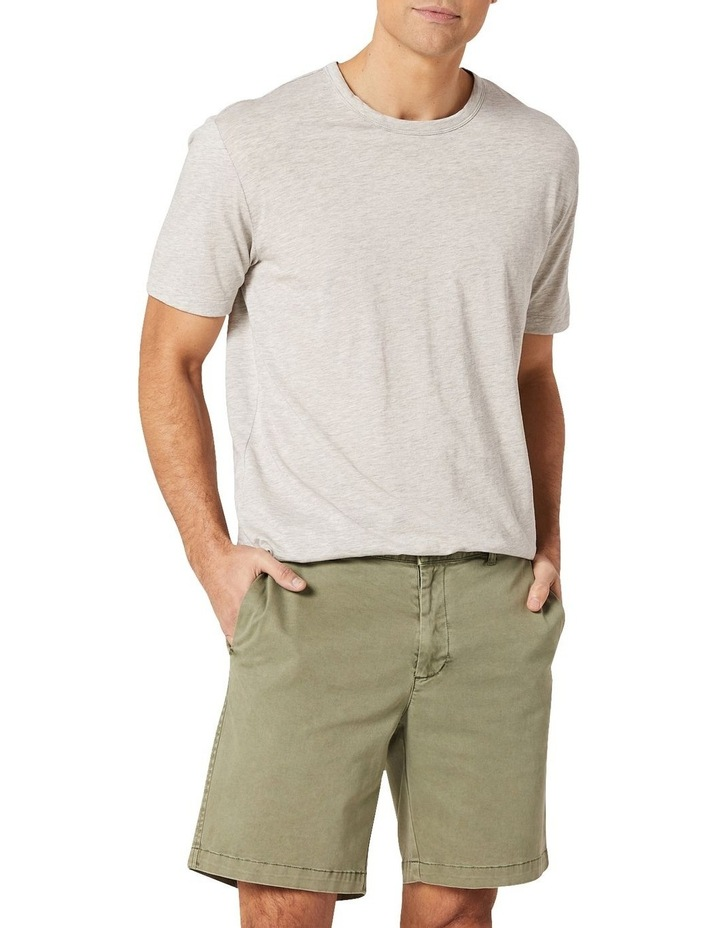 Zac Stretch Soft Touch Short  Green image 1