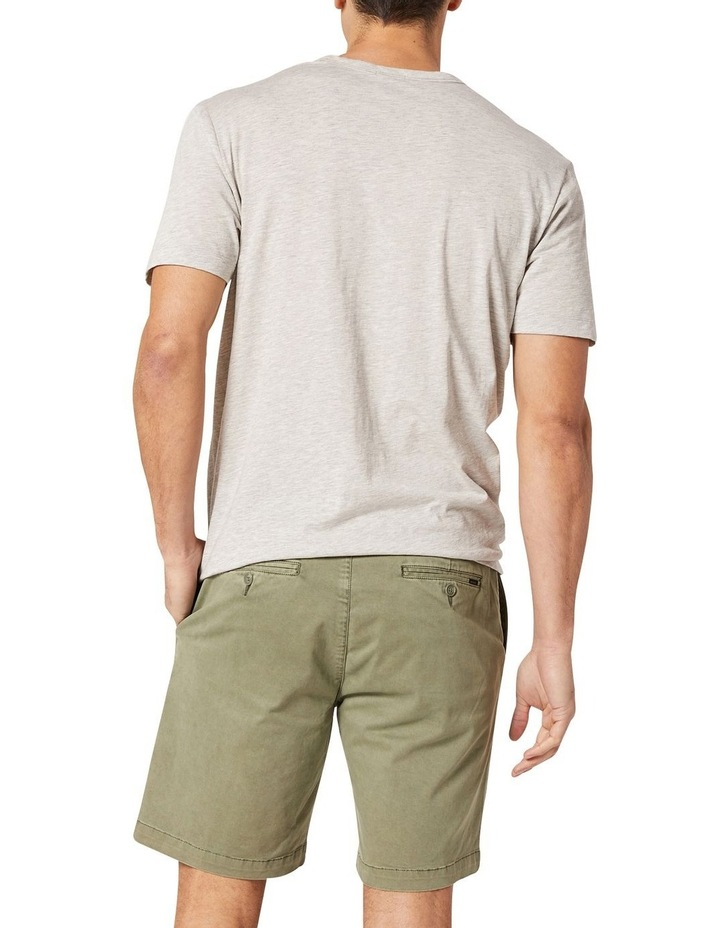 Zac Stretch Soft Touch Short  Green image 2