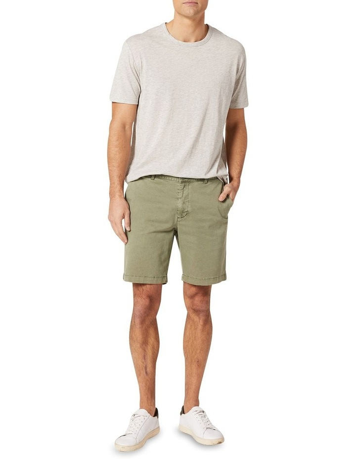 Zac Stretch Soft Touch Short  Green image 3