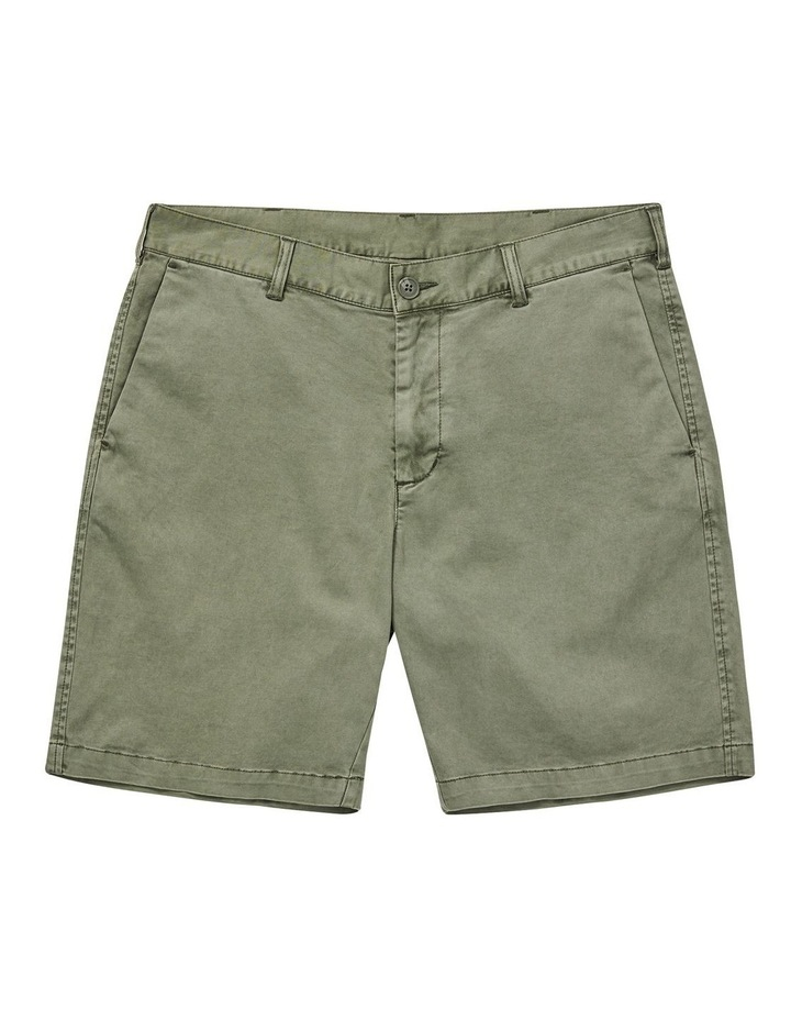Zac Stretch Soft Touch Short  Green image 5