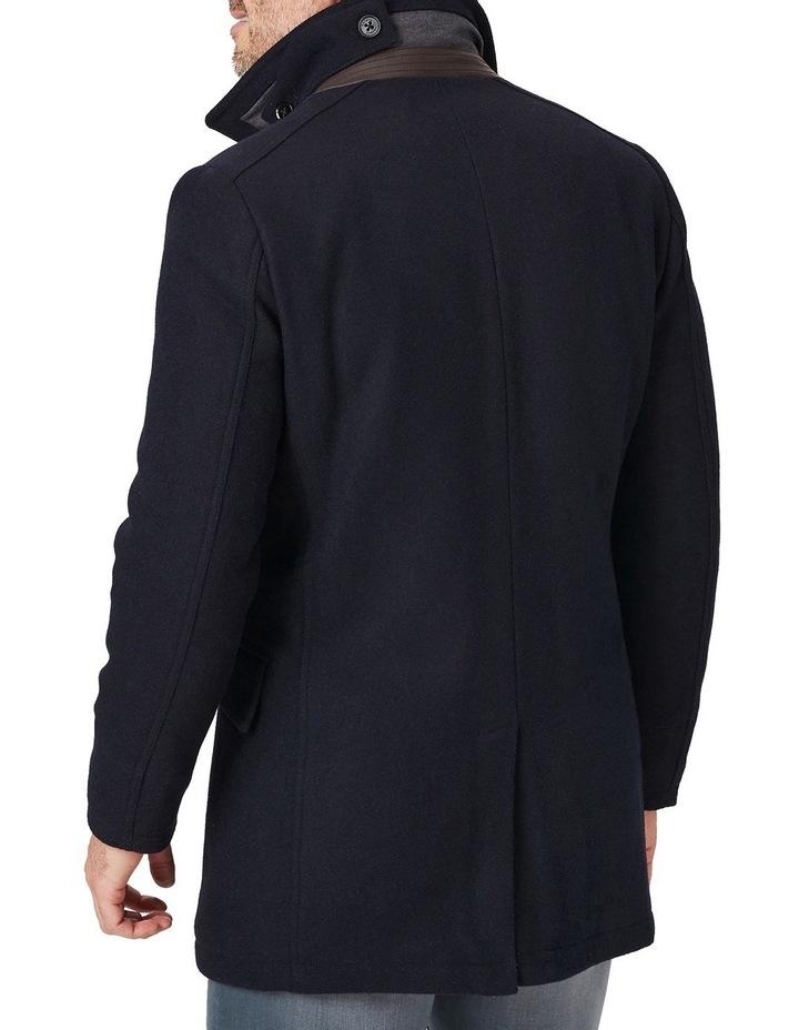 Richmond Wool Pea Coat image 3