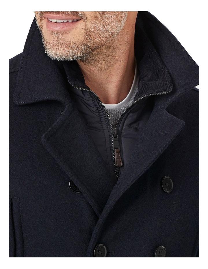 Richmond Wool Pea Coat image 4