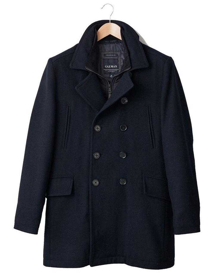 Richmond Wool Pea Coat image 5