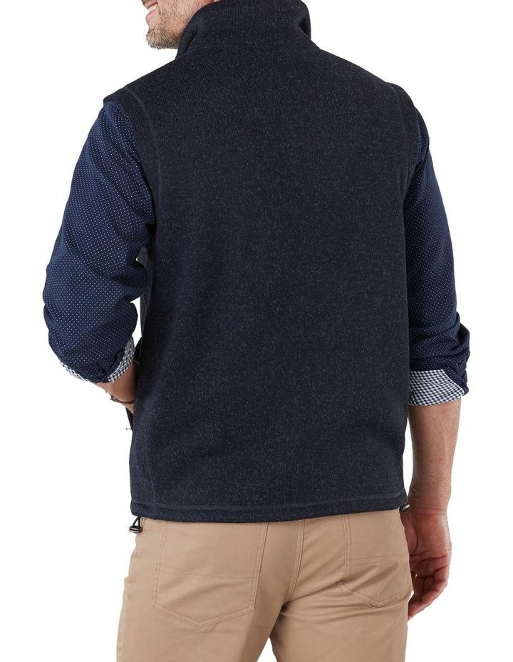 Knitted Fleece Vest image 3