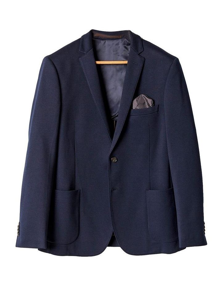 Tailored Knit Twill Sports Jacket image 5