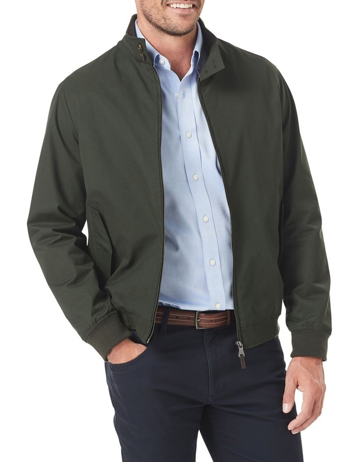 Twill Harrington Jacket image 1