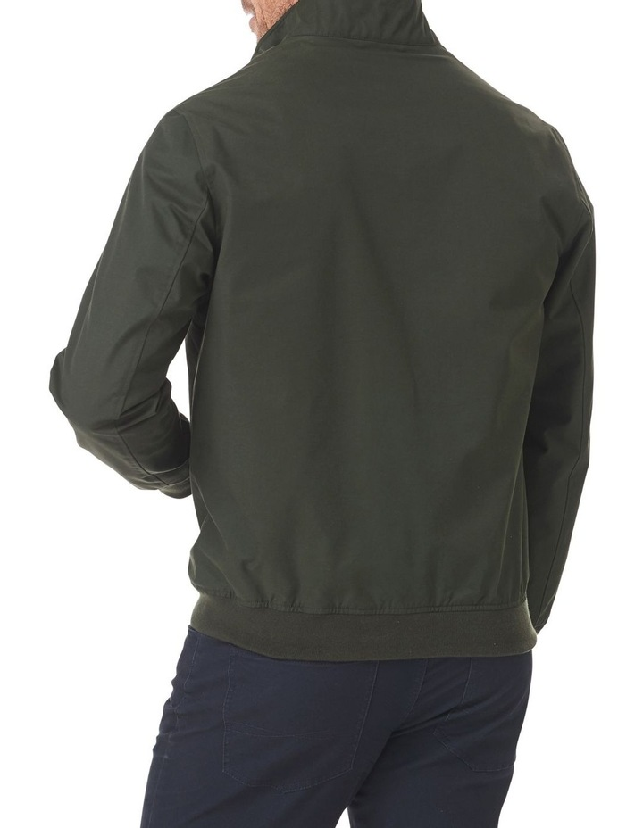 Twill Harrington Jacket image 2