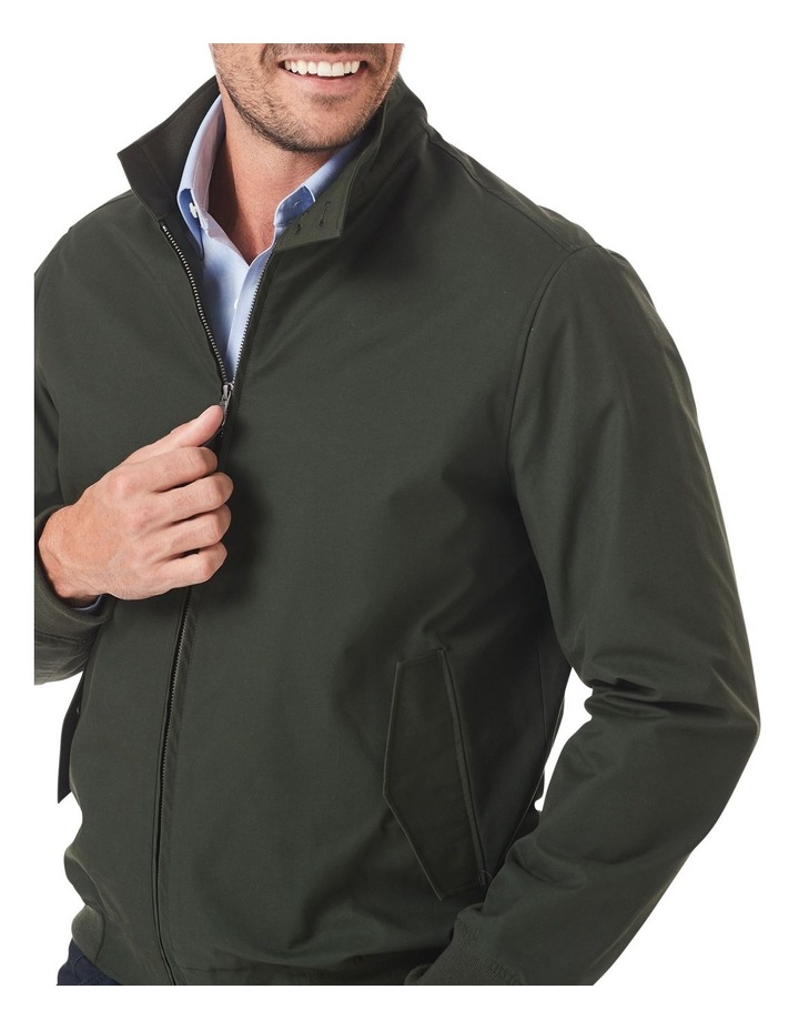 Twill Harrington Jacket image 3