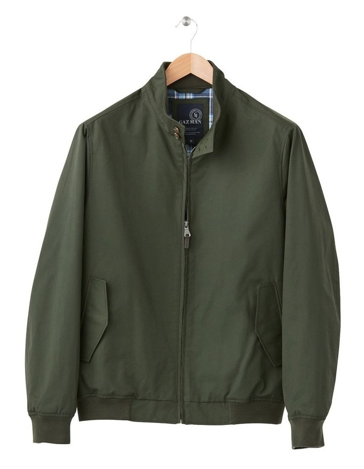 Twill Harrington Jacket image 4