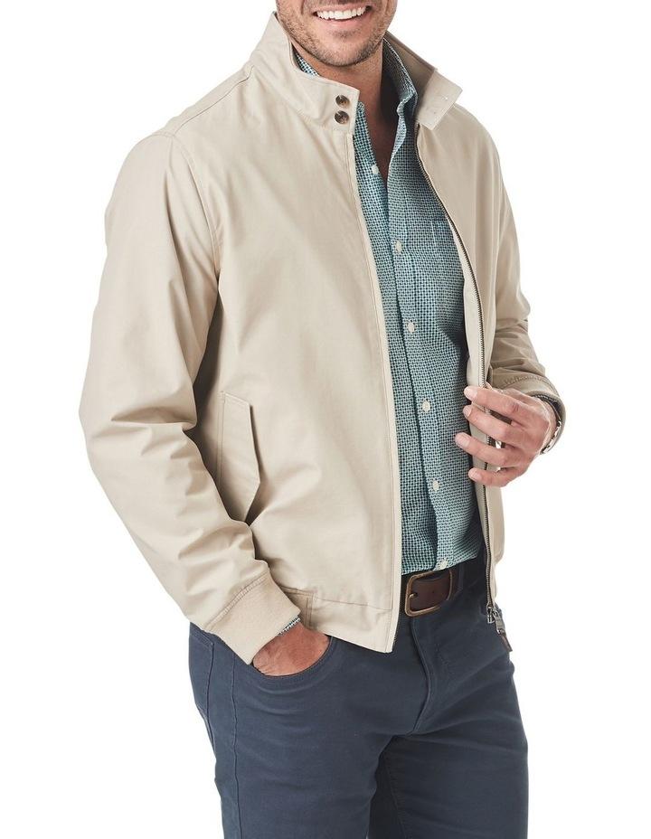 Twill Harrington Jacket image 1