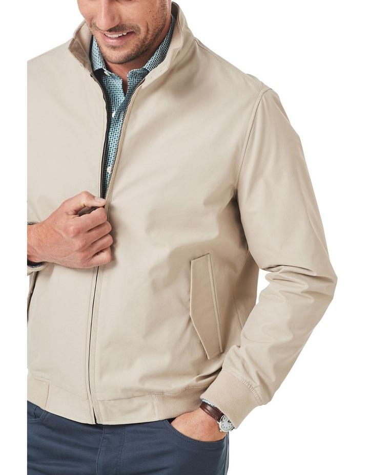 Twill Harrington Jacket image 3