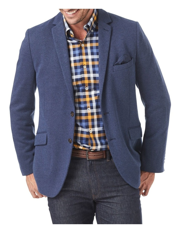 Tailored Knitted Sports Jacket image 1