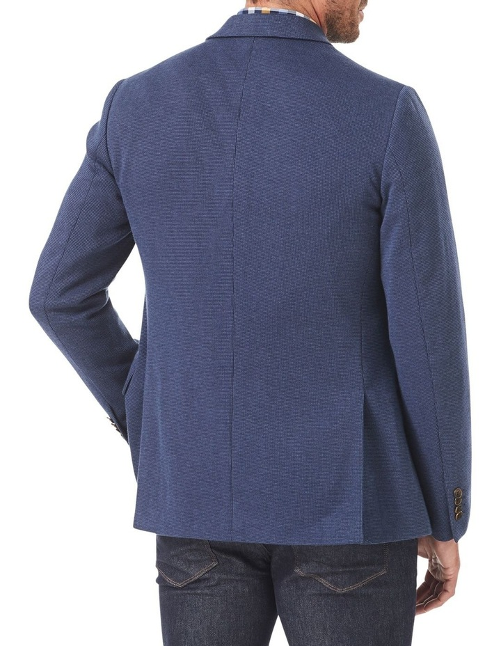 Tailored Knitted Sports Jacket image 2