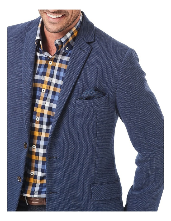 Tailored Knitted Sports Jacket image 3