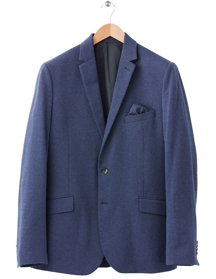 Tailored Knitted Sports Jacket image 4