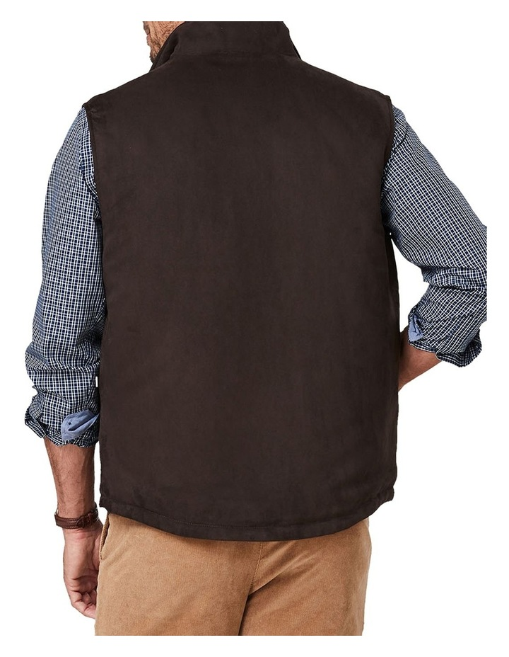 Suede Touch Vest image 2