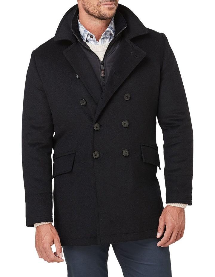 Richmond Wool Pea Coat image 1