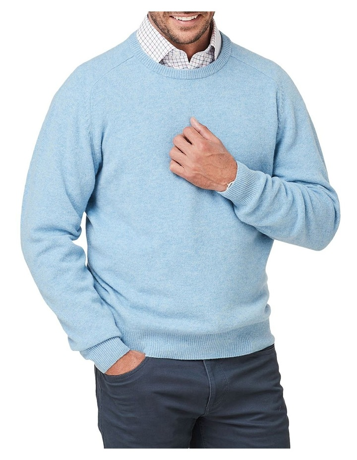 Lambswool Crew Knit image 1