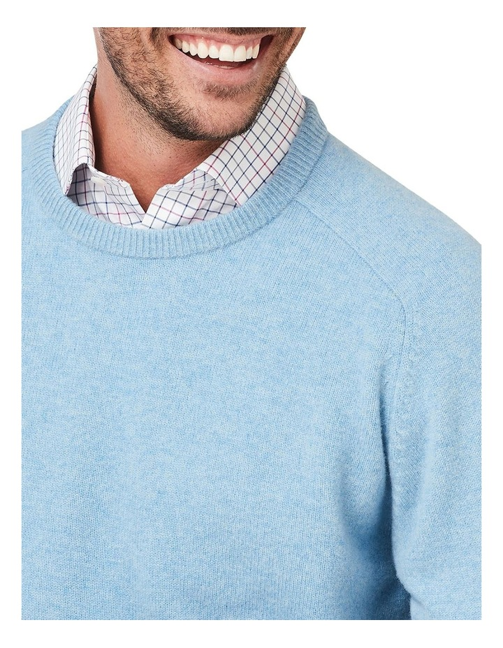Lambswool Crew Knit image 3