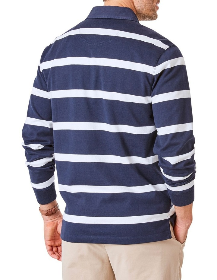 Classic Stripe Rugby image 2