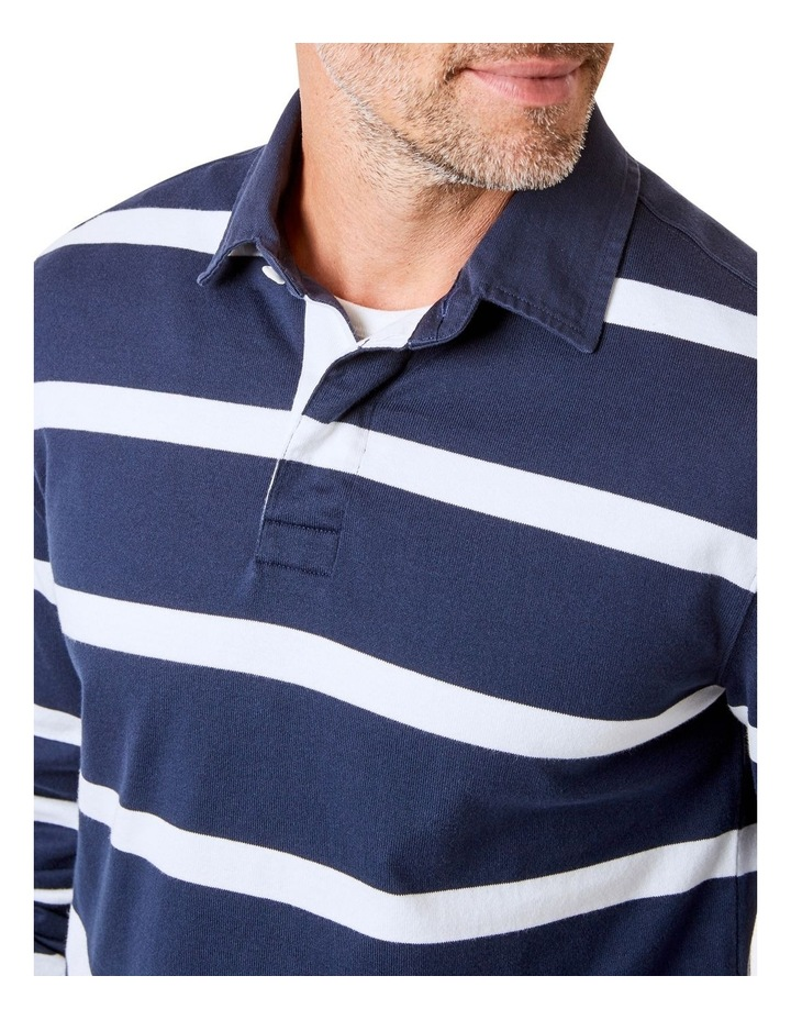 Classic Stripe Rugby image 3