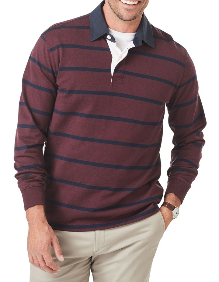 Classic Stripe Rugby image 1