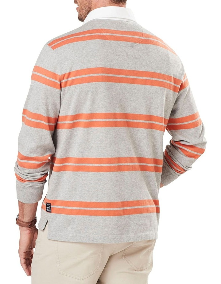 Long Sleeve Double Stripe Rugby image 2