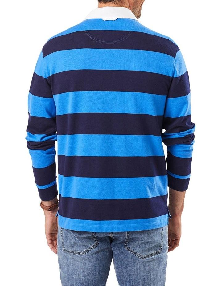 Block Stripe Rugby image 2