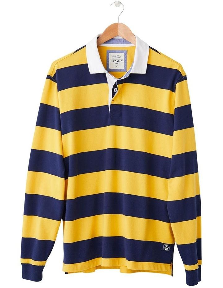 Block Stripe Rugby image 5