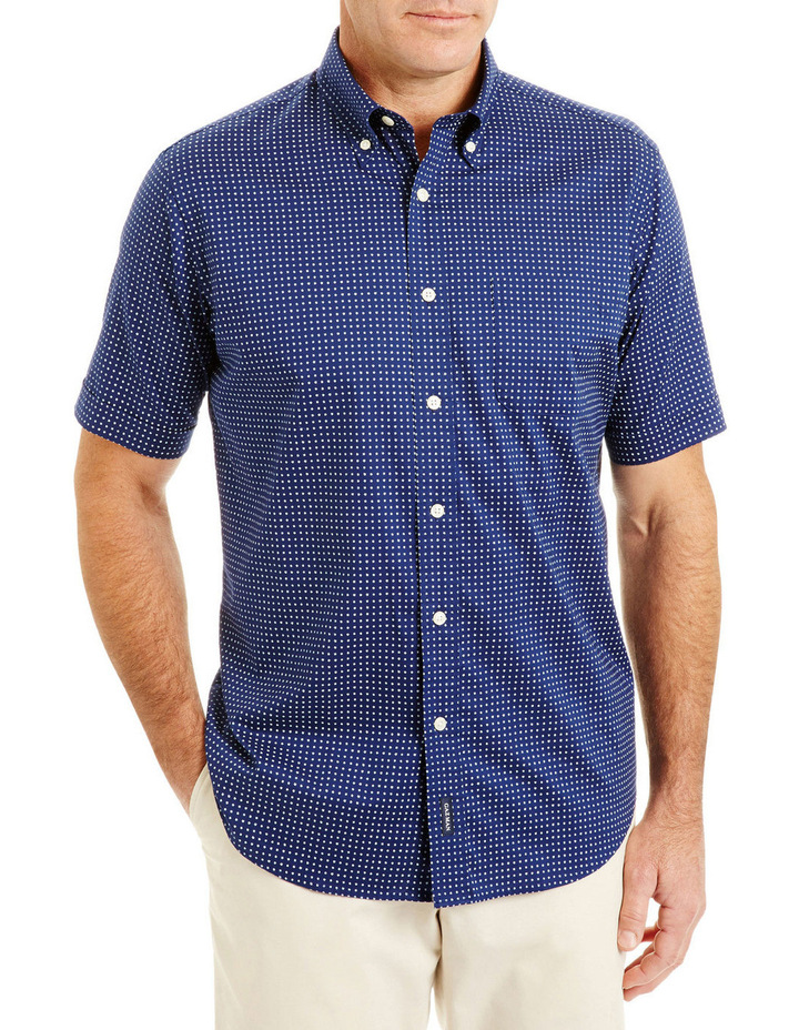 Easy Care Print Shirt image 1
