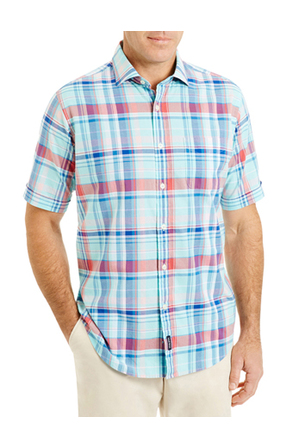 Gazman - Casual Multi Check Shirt