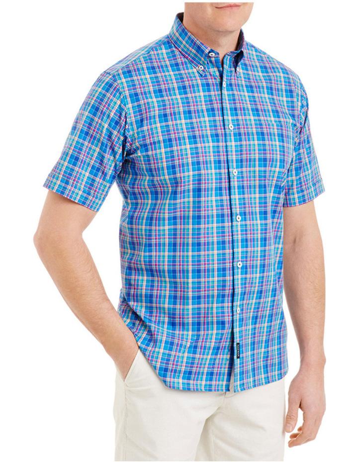 Easy Care Multi Check Shirt image 1