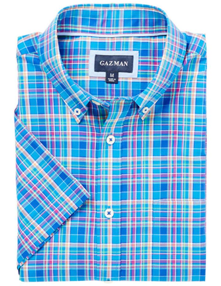 Easy Care Multi Check Shirt image 2