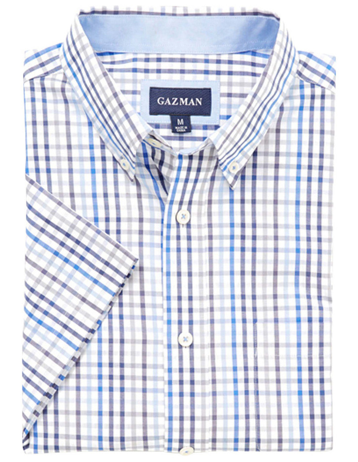 Easy Care Check Shirt image 2
