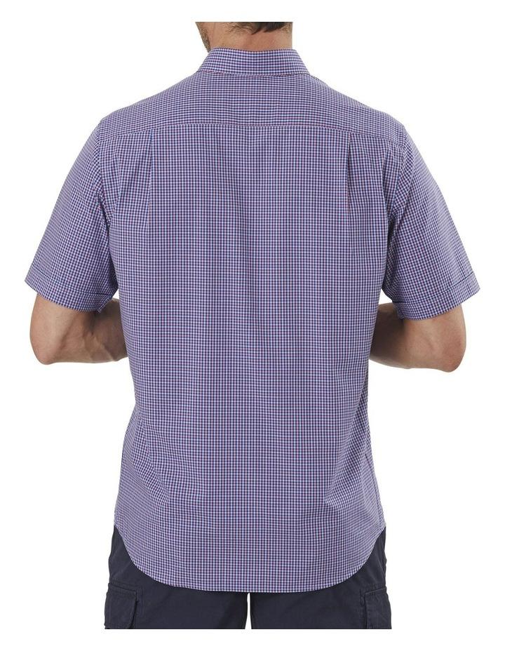 Easy Care Mini Gingham Short Sleeve Shirt image 2
