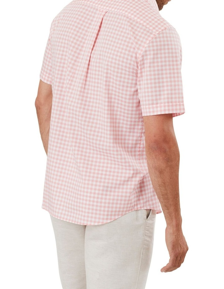 Easy Care Check Short Sleeve Shirt image 2
