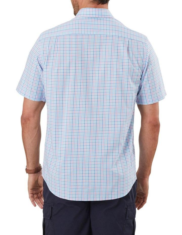Easy Care Multi Check Short Sleeve Shirt image 2